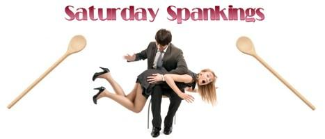 The Saturday Spanking Blog